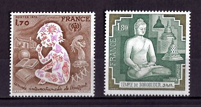 Lot De Timbres N° 2028//2036 Neuf**