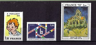 Lot De Timbres N° 2038/2050/2054 Neuf**