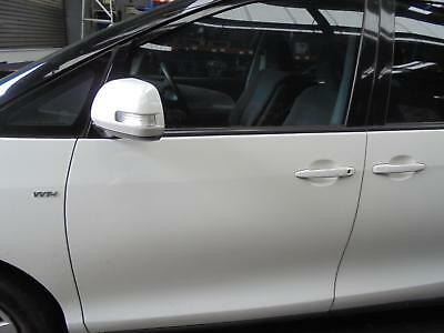 Toyota Tarago Left Front Door Window Acr50R, 03/06- 06 07 08 09 10 11 12 13 14 1