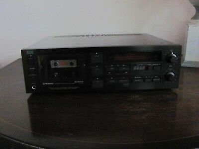 Pioneer CT A7X Stereo Cassettendeck  Tape Deck