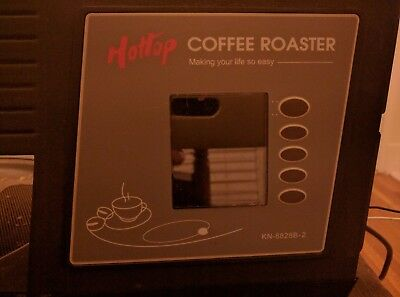Hottop Coffee Roaster KN-8828B-2 - used and still works, please read description