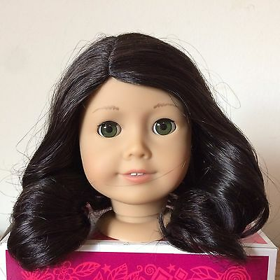 American Girl Doll Just Like You JLY 41 Head only retired Truly Me