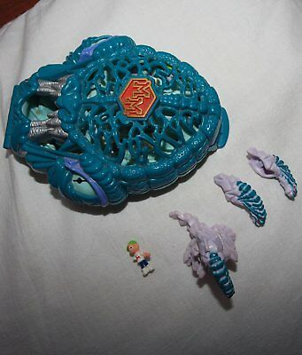 Vintage Mighty Max Compact & Max & Monster Figures!