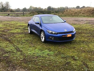2010 60 Vw Scirocco 1.4 Tsi **huge Spec