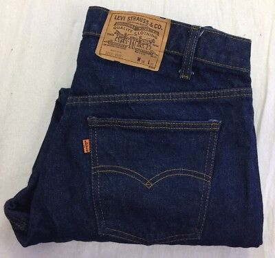 Nice 80s Levi's 20505-0217 Made In USA Straight Leg Original Fit 38x30