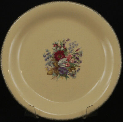 Home & Garden Party Floral Salad Plate