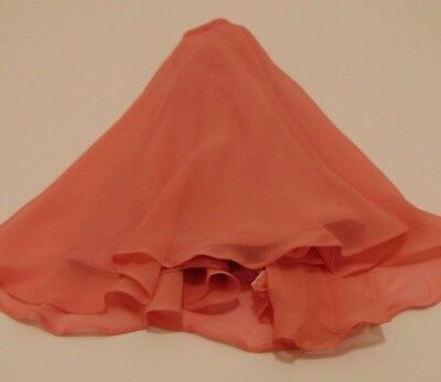 """Tonner's Coral Waltz Skirt for his 16"""" Tyler Wentworth and Friends!!!"""