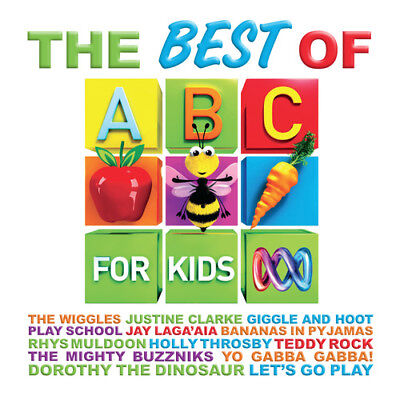 Various - Best of ABC For Kids CD ABC Music 2013 NEW & SEALED
