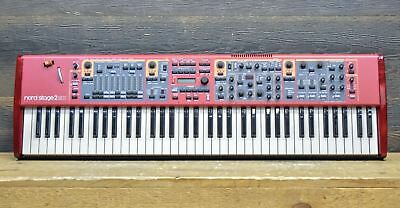 Nord Stage 2 EX Compact 73-key Semi-Weighted Keyboard / Synthesizer #SK10683