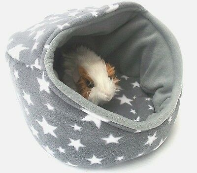 COZY PETS guinea pig bed pod snuggle pouch cuddle cup sack hedgehog sleeping rat