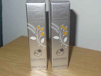 Liz Earle Superskin Concentrate, 2 X 10Ml Rollerballs