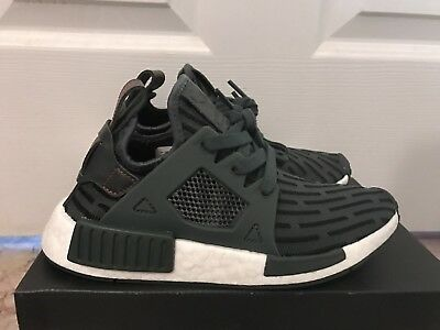 Adidas NMD XR1 Black White Mens Trainers BY3050 Men Size: 9 10
