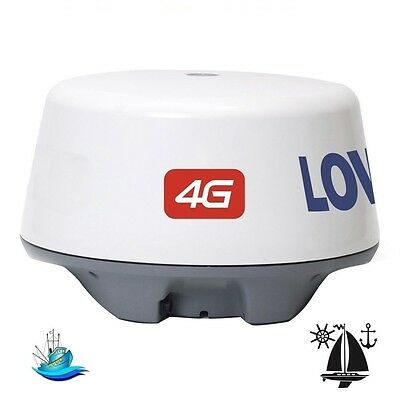 Lowrance 4G Broadband Radar: 10M Cable With A New 36 Nautical Mile Range