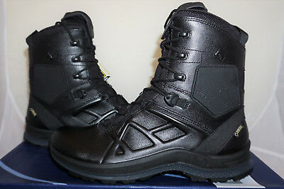 Haix Black Eagle Tactical 2.0 High UK 12,5 EU 48 US 13,5 Kampfstiefel Leder NEU!