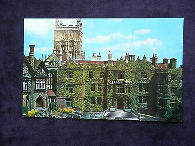 Vintage Postcard of The Abbey Hotel, Great Malvern, Worcestershire