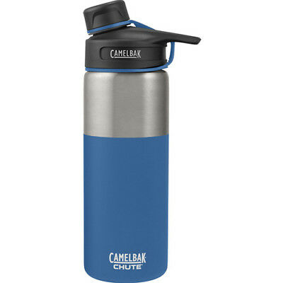 Camelbak Chute Vacuum Insulated Stainless 600ml Unisex Accessory Flask - Pacific