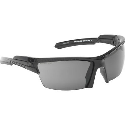 5.11 Tactical Replacement Lens For Cavu Half Frame Unisex Sunglasses - Smoke
