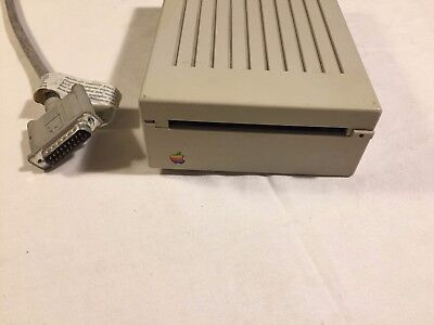 "Apple II IIgs 3.5"" External Floppy Disk Drive - A9M0106"