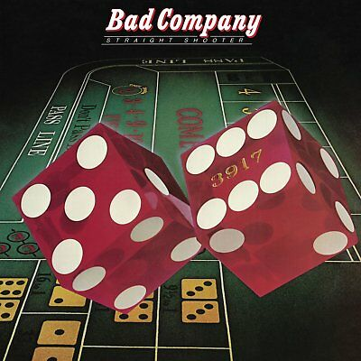 Straight Shooter (Deluxe) [Vinile] Bad Company