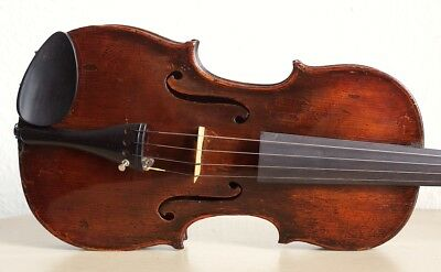 Anfelmus Bellofius very old violin viola Bratsche fiddle Geige 4216