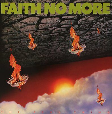 The Real Thing [Vinile] Faith No More