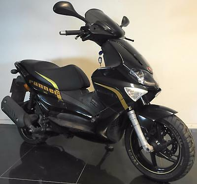 2014 63 Gilera Runner 125 St Learner Legal Scooter Project Trade Sale Cat D 10K