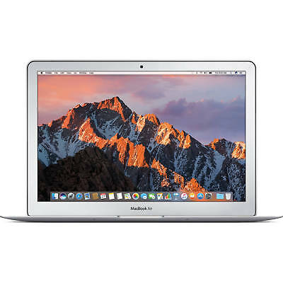"Apple MacBook Air MQD32 13.3"" Core i5 1.8 GHz 128GB 8GB SSD NEU OVP (US)-Silber"