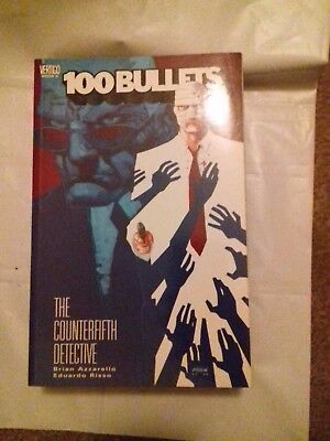 100 Bullets The counterfifth Detective Vertigo Vol