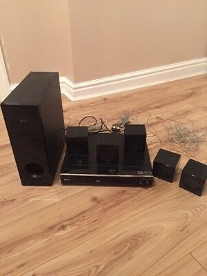 LG BDH9000 Home Theater System