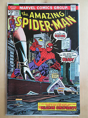 The Amazing Spider-Man 12 Comic Books Lot #144 170 202 221 232 254 273+ Marvel
