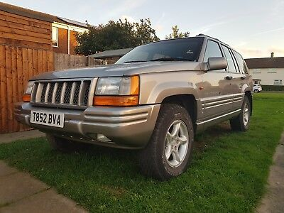 Jeep Grand Cherokee Orvis 4x4 Limited