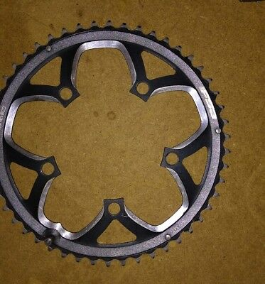 FSA 50T, 110BCD, 5 arm, Super Road Outer Chainring WA291, 9/ 10 Speed