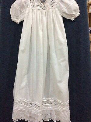 Antique Christening Baby Gown
