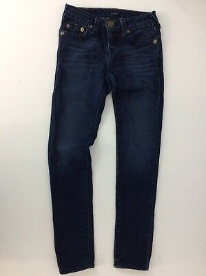 True Religion Casey Single Boys Skinny Jeans, Size Age 8, WORN ONCE, Rrp £158