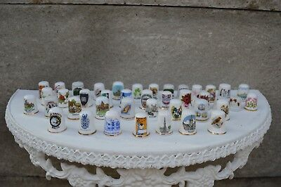 Large Job Lot of Thimbles