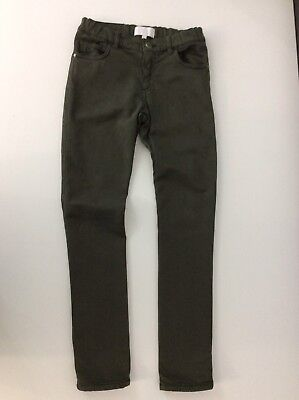 Gucci Boys Skinny Jeans, Size Age 8, Green, Immaculate, Rrp £228