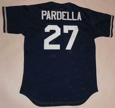NEW BASEBALL SHIRT UNIFORMS EXPRESS BREMEN DUCKERS - PARDELLA #27 (L) Jersey