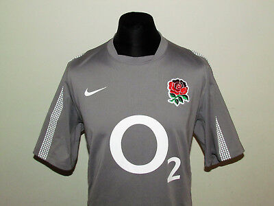 Nike Jersey England Rugby Shirts Size XL