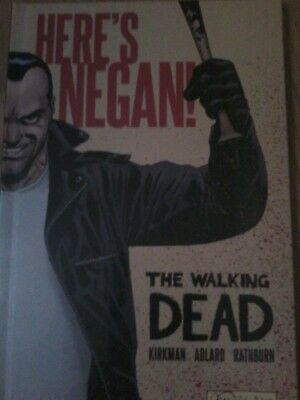 the walking dead : here's negan (new and wrapped)