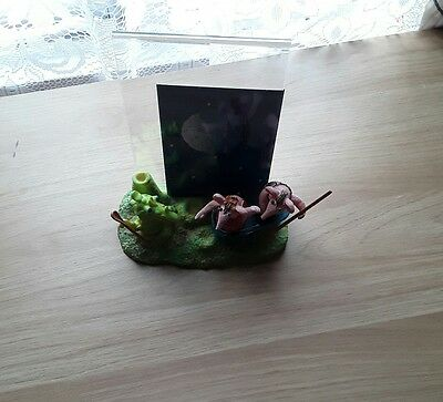the clangers 3d picture  frame