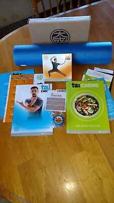 Beachbody Tai Cheng - Master Kit Complete With 5 Dvds, Foam Roller And Strength