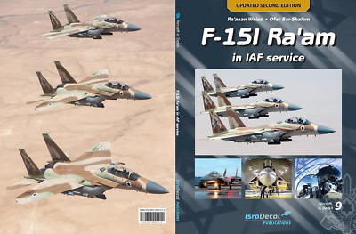 ISRADECAL F15I Raam Israel air force IDF IAF  1/32 1/48 1/72