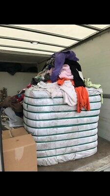 300kg Of Second Hand Clothing