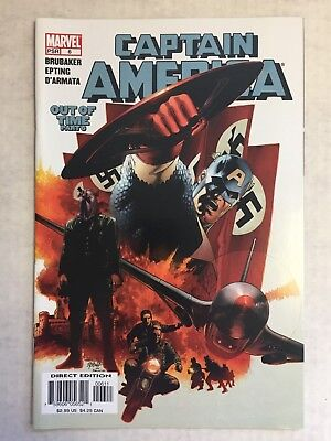 Captain America (2004) 6 1st Winter Soldier High Grade