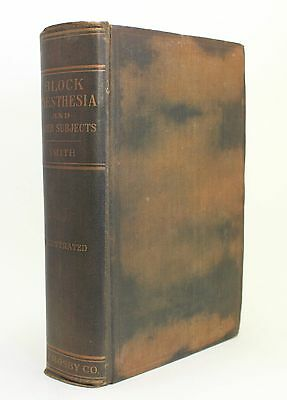 Block Anesthesia & Allied Subjects Vtg Dentistry Oral Surgery Textbook Mosby '20