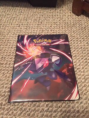 Pokemon Trading Card Game Binder 10 Pages