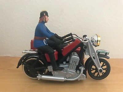 LGB 20032 Fire Department TOM Rail Cycle with sound and lights New in Box