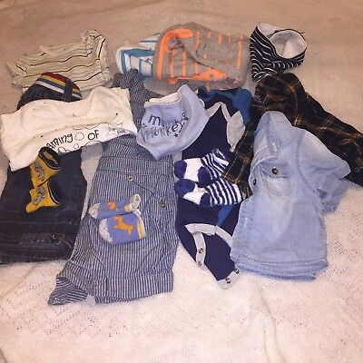 Baby Boy Clothes 3-6 Months GAP George Early days H&M