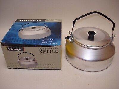 Trangia For Series 25 Storm Cooker 0.9 Litre Kettle 200324 - Camping Festival