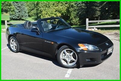 2003 Honda S2000 ROADSTER 2003 Honda S2000 ROADSTER **CREAM PUFF** Only 24k Miles TRADES WELCOME*****